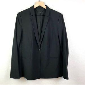 Elie Tahari Darcy Stretch Wool Blazer Suit Jacket